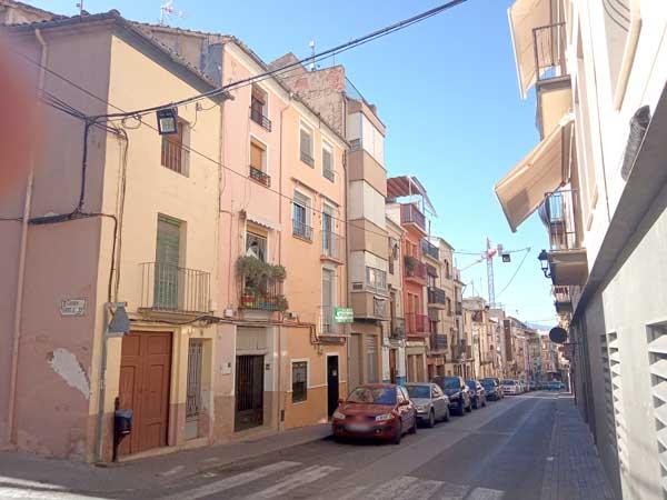 Ibi modificarà el PGOU per delimitar els carrers que seran nucli històric