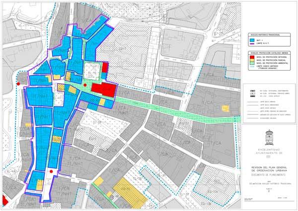 Urbanisme consulta als ciutadans sobre els canvis en el casc antic d'Ibi