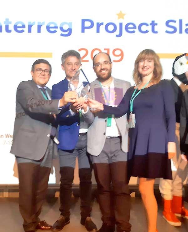 AIJU guanya el premi a la comunicació més innovadora, atorgat per la Comissió Europea