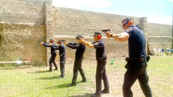 La Policia Local de Castalla, baix mínims en personal i equipament