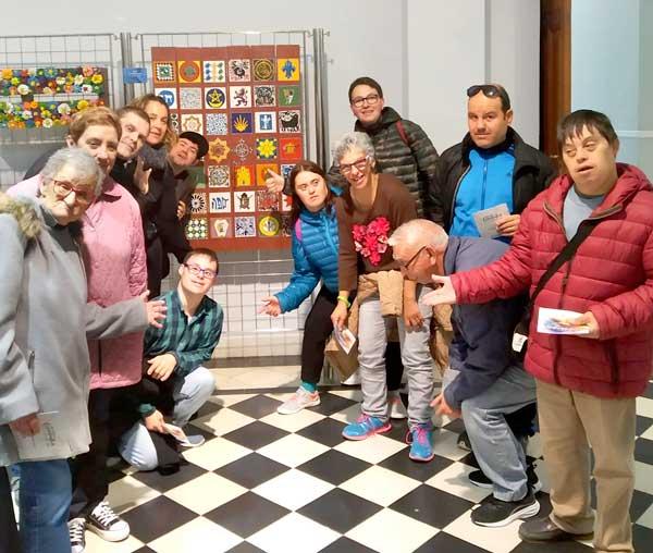 El Centre Ocupacional guanya el primer premi de pintura al certamen Expocreativa 2019