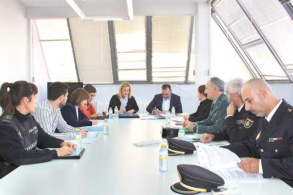El Ayuntamiento de Ibi firma el protocolo de actuación para la violencia de género