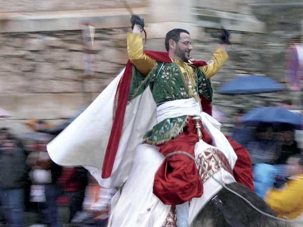 Els Moros i Cristians de Biar, declarats d'Interès Turístic local