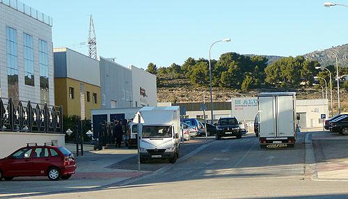 Diciembre finaliza con un aumento del paro en la Foia por los despidos en la industria