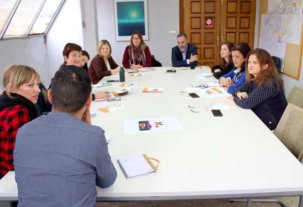 'Ibi Integra' planifica accions per millorar l'ocupació de les persones amb diversitat funcional