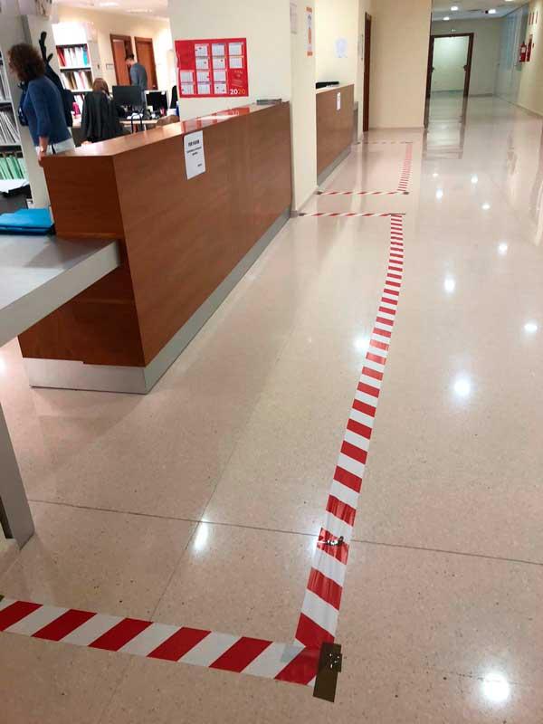 Ibi, Castalla i Tibi tanquen al públic totes les instal·lacions municipals