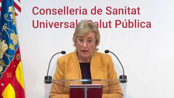 La Comunitat Valenciana suma 449 nous casos de coronavirus