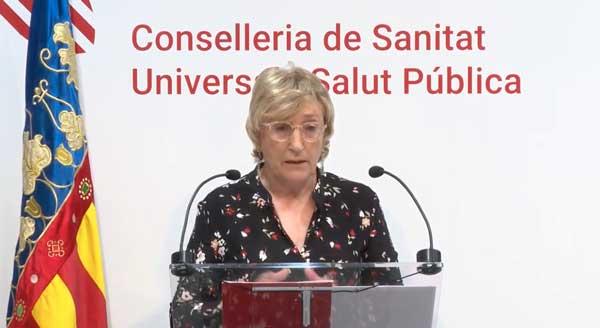 Sanitat confirma 109 nous casos de coronavirus i un total de 1.103 altes a la Comunitat Valenciana