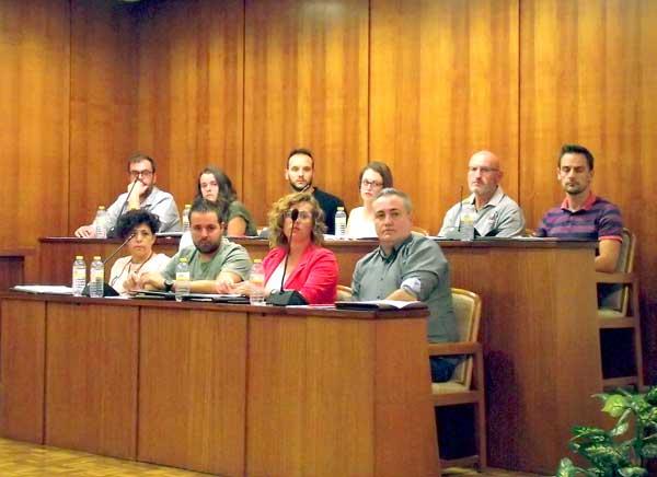 La El PSOE de Ibi pide la concesión de ayudas para comedor en Educación Infantil