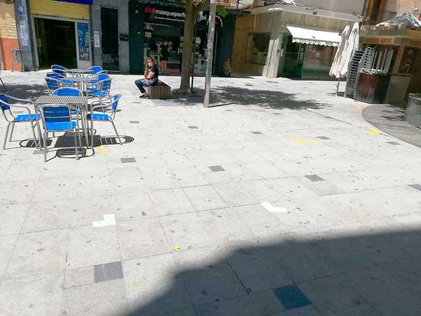 El Ayuntamiento de Ibi registra cuarenta solicitudes para ampliar las terrazas