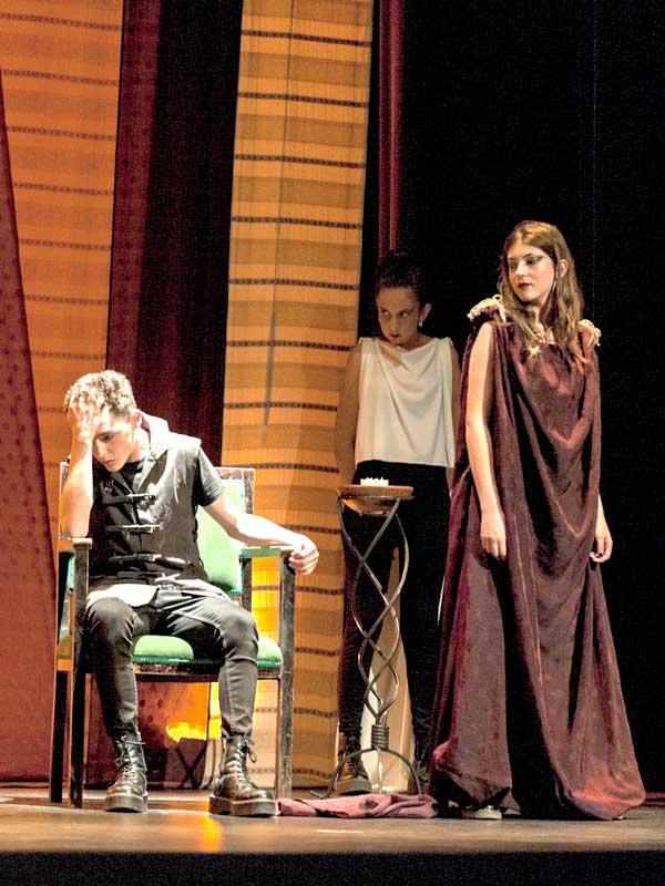 Font Viva y Artístic Batx, premios especiales en el certamen 'Buero' de Teatro Joven