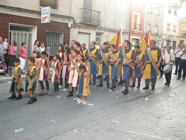 L'Ajuntament i l'Agrupació de Comparses de Castalla apel.len a la responsabilitat per evitar rebrots en Sant Jaume