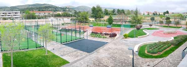 Ibi construirà pistes d'atletisme i de ciclisme, a càrrec del Pla Planifica