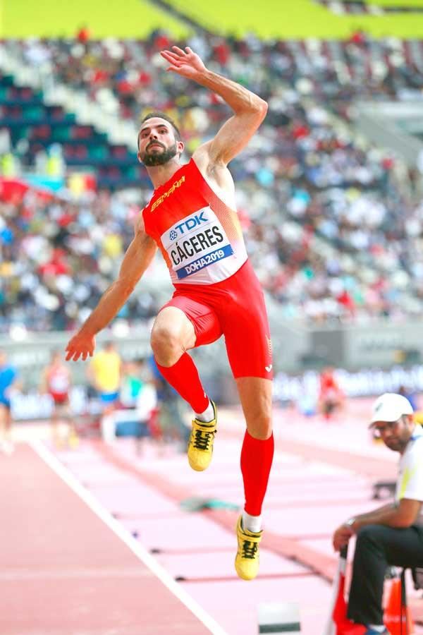 Eusebio Cáceres: «Fue un alivio que cancelaran los Juegos Olímpicos de Tokio 2020»