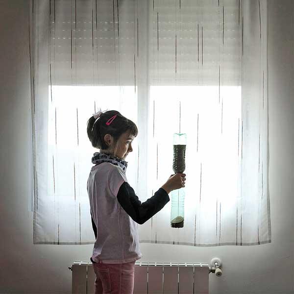 Una fotografía del artista colivenc Salvador Vidal, seleccionada en el  certamen PhotoESPAÑA