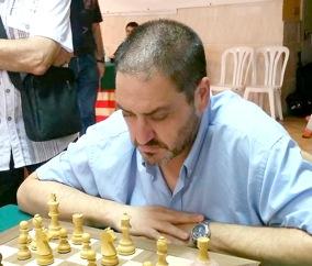 Granero, 3r en el Torneig Internacional 'València, bressol d'Escacs'