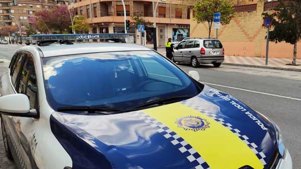 La Policía Local de Castalla inicia una campaña para reforzar la seguridad vial