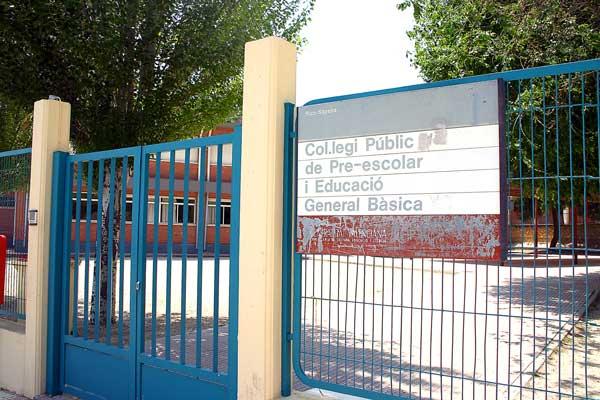 Las dos aulas confinadas en el Rico Sapena de Castalla dan negativo en las pruebas PCR