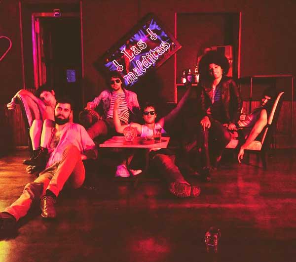 Malditeria presenta el quatre i últim avenç del seu primer àlbum d'estudi