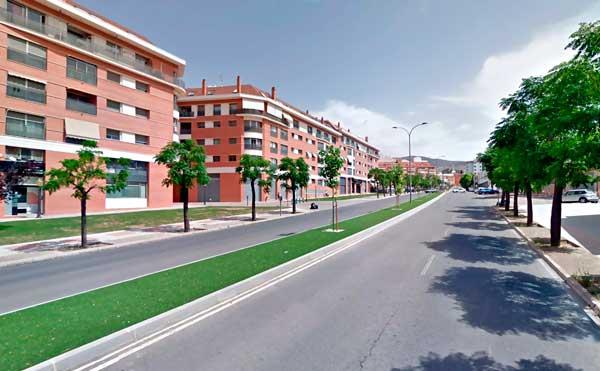 El PSOE pide que la iluminación navideña se extienda hasta la avenida de la Provincia