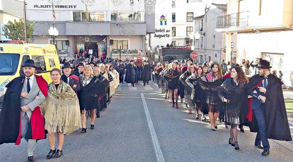 Las Fiestas de Invierno de Ibi se trasladan al año próximo