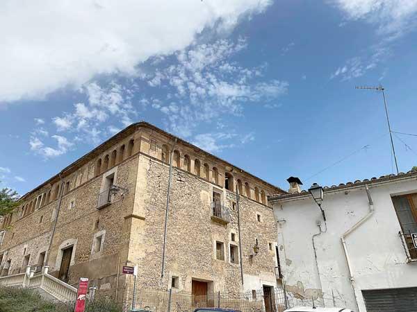 Adjudicada la redacción del Plan Director para la rehabilitación del antiguo Convento de Montserrat