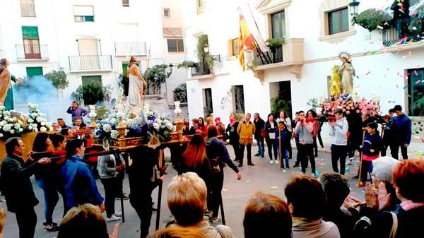 La Diócesis de Alicante suspende las procesiones de Semana Santa
