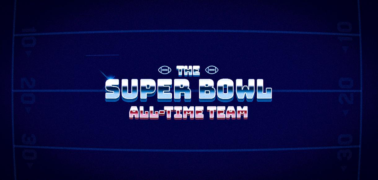 El mejor equipo de la historia de la Super Bowl
