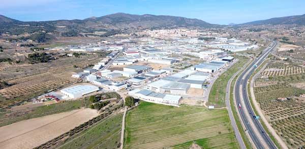 Ibi recibe otros 1'5 millones de euros de la Generalitat para las áreas industriales