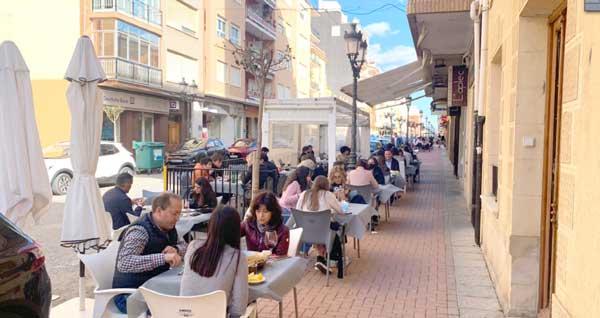 El 85% de las solicitudes del Plan Resistir en Onil llegan desde la hostelería
