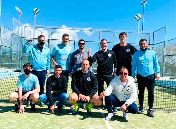 El Padel Plus masculino gana la Copa y jugará el Campeonato Autonómico