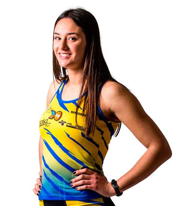 La atleta colivenca Sara Navarro Tortosa, oro en Heptatlón en el Campeonato Autonómico de Combinadas Absoluto 2021