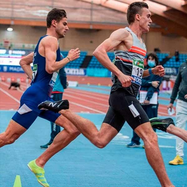 Javier Mirón obtiene la marca mínima para los Juegos Olímpicos de Tokio 2021