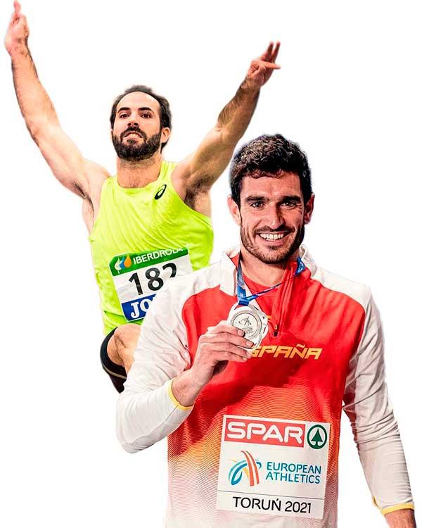 Eusebio Cáceres y Jorge Ureña serán los encargados de representar al deporte colivenc en los Juegos Olímpicos de Tokio 2021