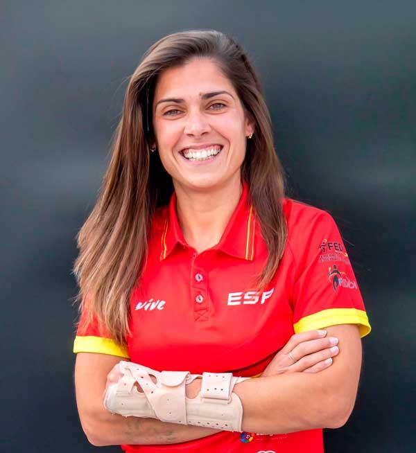 La atleta ibense Miriam Martínez Rico estará en los Juegos Paraolímpicos de Tokio 2021