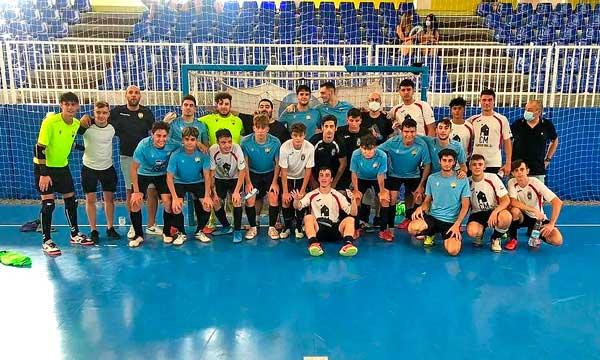 Gran estreno del Futsal Ibi 2021/2022 en su primer encuentro de pretemporada