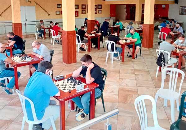 Partidas de alto nivel en el XVIII Open Internacional de Ajedrez Villa de Ibi