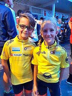 Valeria Coloma y Lucas Sala, campeones del Open BTT Comunidad Valenciana