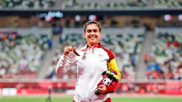 La ibense Miriam Martínez,  Medalla al Mérito Deportivo en los premios del 9 d'Octubre de la Generalitat Valenciana