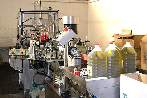 La producción de aceite supera este año los 450.000 litros